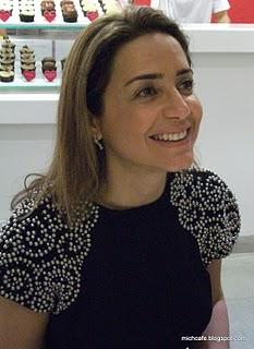 Lebanese author Dania El-Kadi